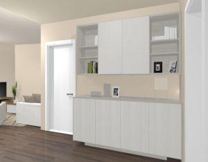 proyecto muebles 3D bcn