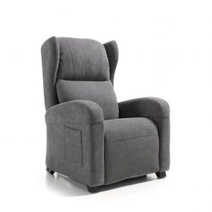 Sillones relax gris
