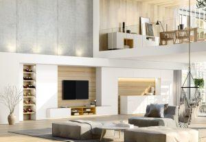 mueble moderno diseño bcn